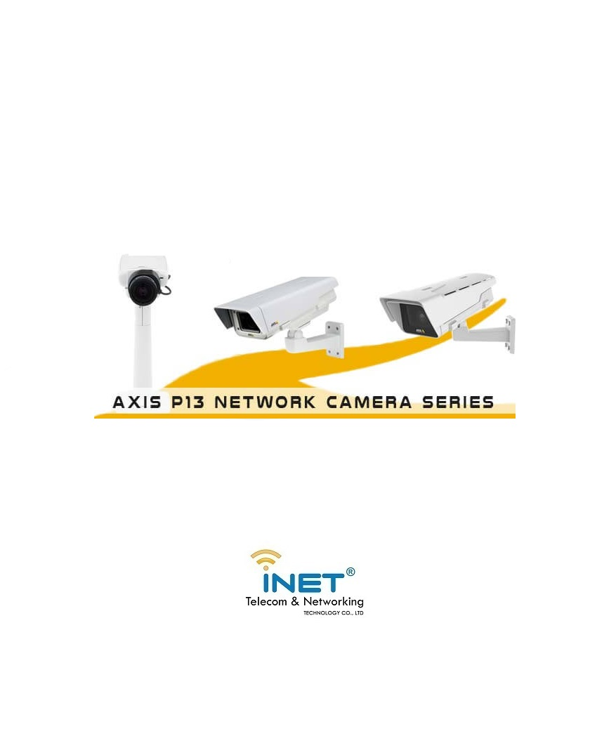 AXIS P13 Network Camera Series
