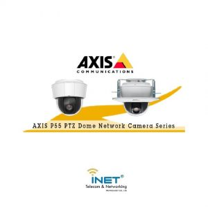 AXIS P55 PTZ Network Camera Series