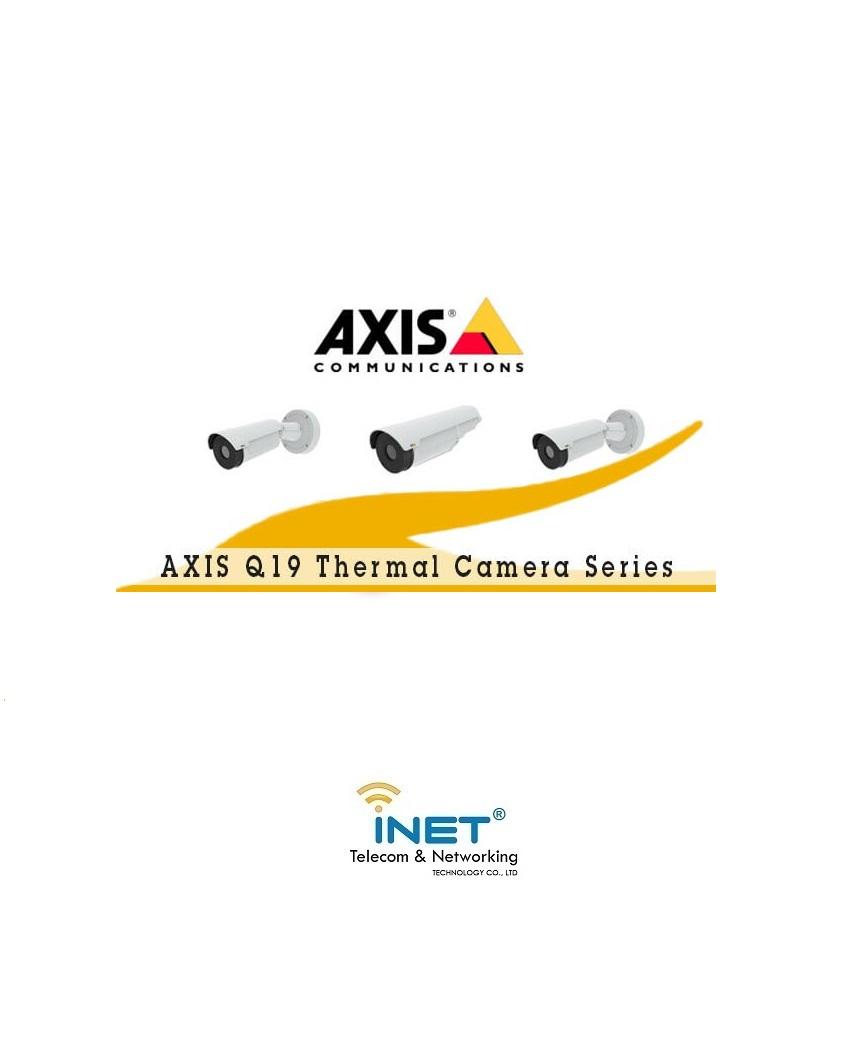 AXIS Q19 Thermal Camera Series