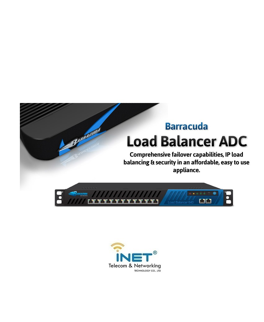 Barracuda Load Balancer ADC 640